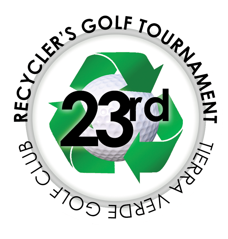 2019 Recyclers Golf Logo